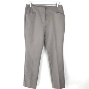 NEW Ann Taylor Factory Gray Signature Pants Petite